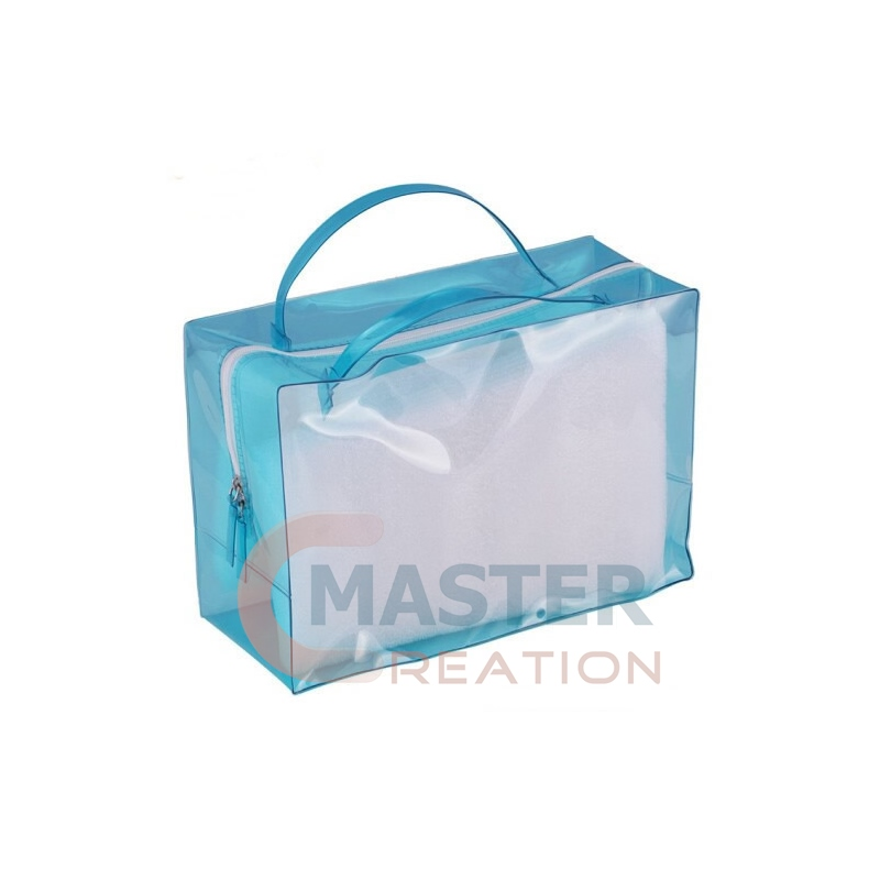clear poly bag