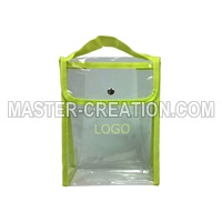 clear kit bag