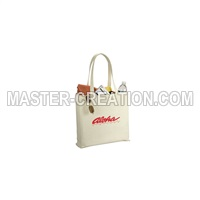 canvas shopping handbag
