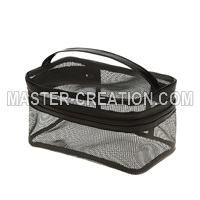 mesh cosmetic case